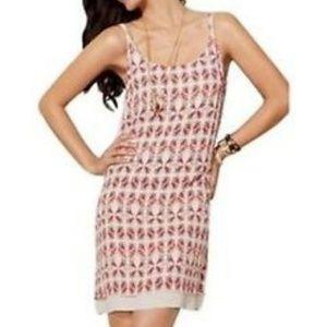 Cabi #870 Limited Edition Batik Slip Dress Size M